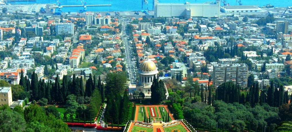 Hajfa i Góra Karmel (Pn. Izrael)