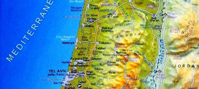Szlak Ewangelii w Izraelu