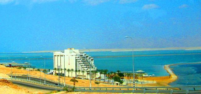 Morze Martwe (Izrael i Jordania)